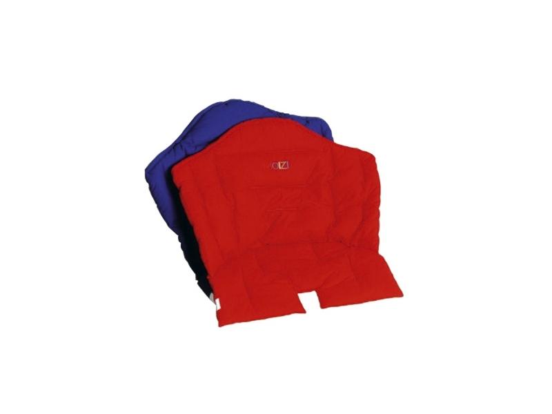 Zubehör Sitzkissen blau und rot <br>JPG   382 x 350 px   27 kb