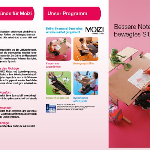 Flyer Kinder- und Jugendmöbel - Vorderseite<br>Ansichtsbild | JPG | 210 KB